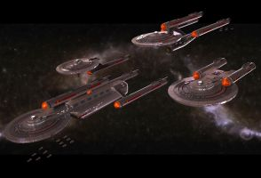 Trek Fleet by Marian87