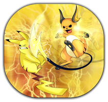 ~Electric Shock Showdown~ by PolisBil