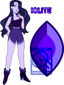 Iolite Revamp by XombieJunky