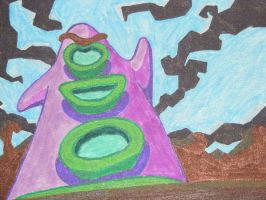 Day of the Tentacle by asmodia255