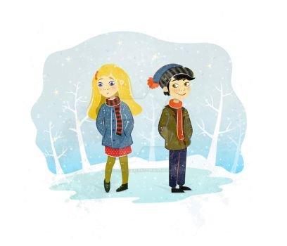 Love love love by gb-illustrations