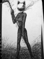 Celty by Corupted-Data