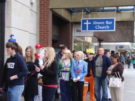 ReCon Southampton May 5th by AutumnLashes