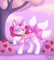 Valentine Sunne by Rika-of-Thunder