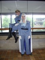 Cosplay - Sailor Moon Generals by Darktwinkle