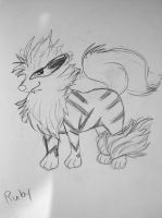 arcanine by Comix-Chick