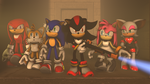 Sonic Zombie: The Movie by Tesla-That-Hedgehog
