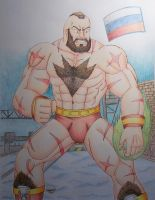 Zangief by Freddy-Kun-11