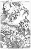Legion 12 page 1 by Cinar