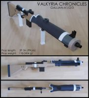 VC - Gallian-A3 Rifle by The-8-Elements