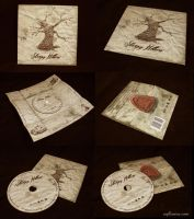Sleepy Hollow CD box by Euflonica