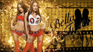 Bella Twins Wallpaper by JrbDesign