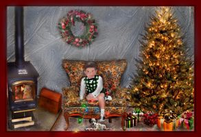 The Christmas Kid by LindArtz
