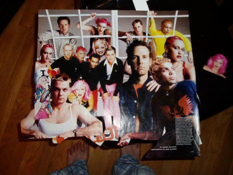 No Doubt Collage by Garbge315