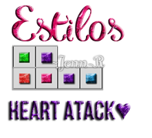 EStilos Heart Atack PS. by Jenn-R