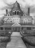 Seiberling Mansion by Rodmansvisuals