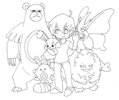 WV with Pokemon by TheQueenofKawaii