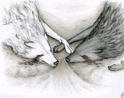 The Plight of Yin and Yang by SomethingTangible
