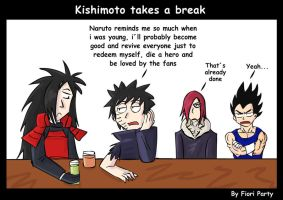 Kishimoto s break by fiori-party