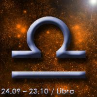 Libra / Waage - zodiac sign by Mizu1993