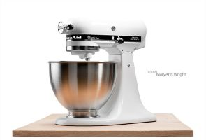 KitchenAid Mixer by MaryAnnBubna