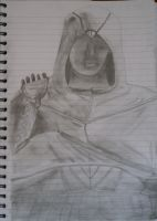 Altair by englishlioness
