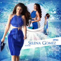 PNG Pack (28) Selena Gomez by PS-ID