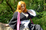 Bleach: Matsumoto Rangiku 03 by absolutequeen