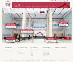 AIA Pinnacle User Homepage by armanique