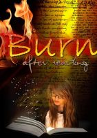 Burn after reading by xMarr