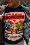 Sons of Asgard Showdown by Neville6000