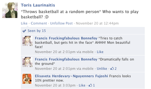 Hetalia Facebook: Basketball Treatment by gilxoz-epicness