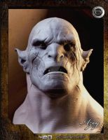 AZOG-01 by rieraescultura-art