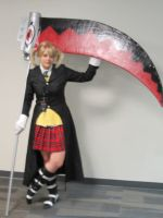 Ohayocon 2012 Scythe for sale by xxxkakashilovexxx