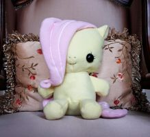 MLP FIM Plushies: Fluttershy Floppy Filly by MilkyBoutique