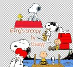 16 png of snoopy by CraazyyTempttaation