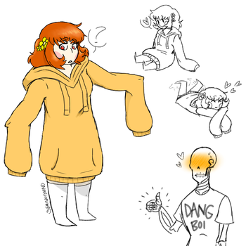 Chara is a tiny, tiny woman. by GearS1391
