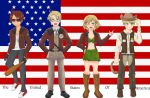 The United States Of America! by XxNSLxX