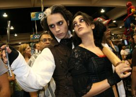Sweeney Todd by Jake-Sparrow
