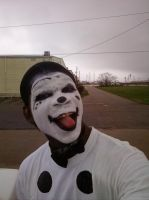 RockA during Joe Cain Day by RockO-the-clown