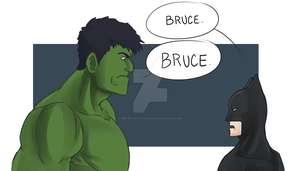 Bruce by Perfectlykawaii93