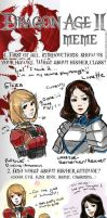 Dragon Age II Meme by Sessie