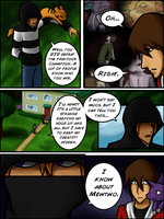 IJGS: Soul Silver Edition - Chapter 1 Page 6 by BlazeDGO