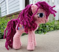 Pinkie Pie by leftandrightdolls