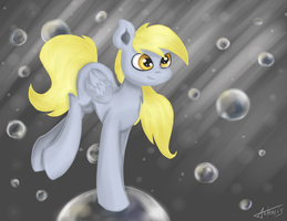 Derpy's dream by AstralisPL