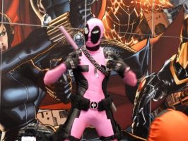 Pink Deadpool by nx20