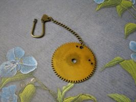 Steampunk Grandfather gear by bcainspirations