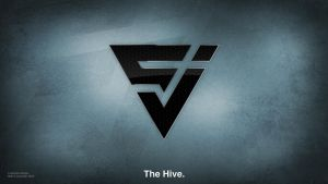 The HIVE logotype. by mLeonardi