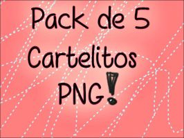 Cartelitos PNG*/*/*/ by EditionsFirulais25