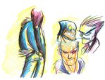 marker sketches by kross29